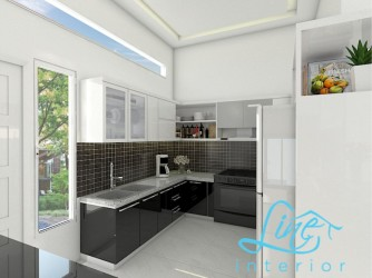 Tips Desain Dapur Sempit