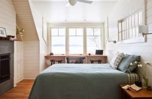 Desain Kamar Tidur Sempit Minimalis Sederhana 6