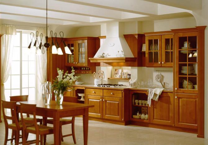 Kitchen Set Tema Klasik Jasa Desain Kontraktor Interior Malang