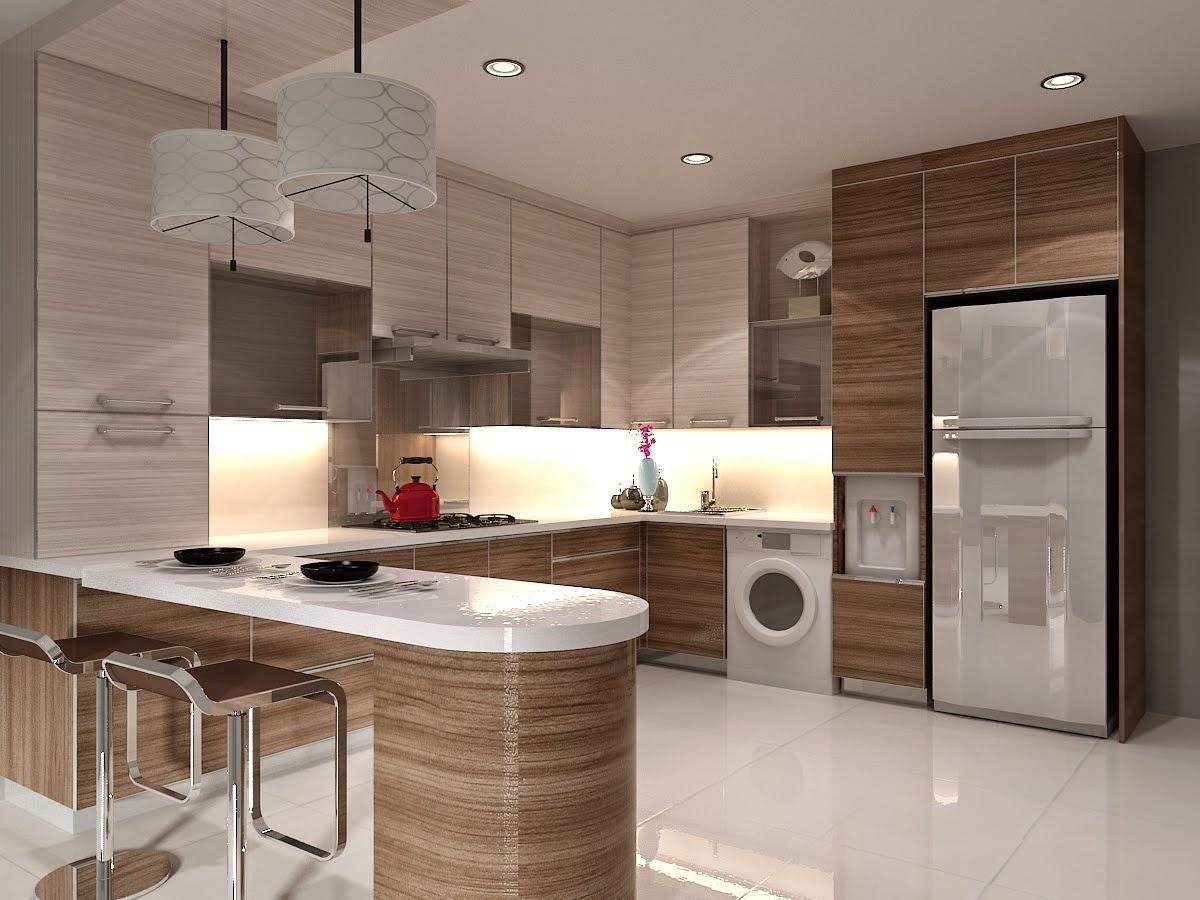 Hemat dan Murah, 4 Hal Ini Perlu Kamu Pantau Saat Merencanakan Desain Kitchen Set