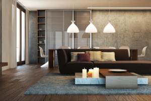 INDUSTRIAL DESIGN FOR LIVINGROOM