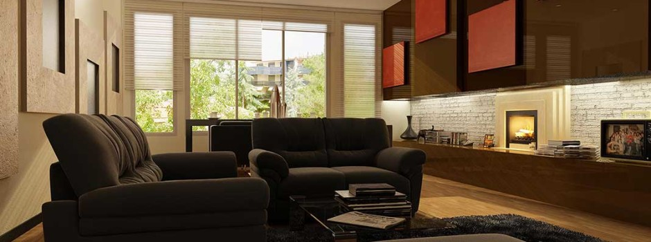 Kontemporer Livingroom