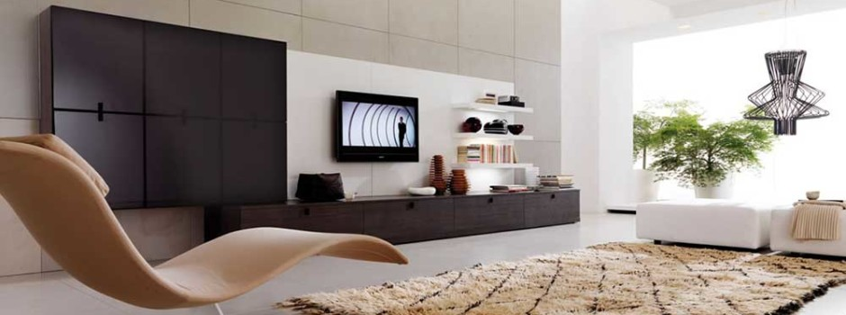 Modern Minimalis Lounge