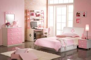 Pink-Kid-Room