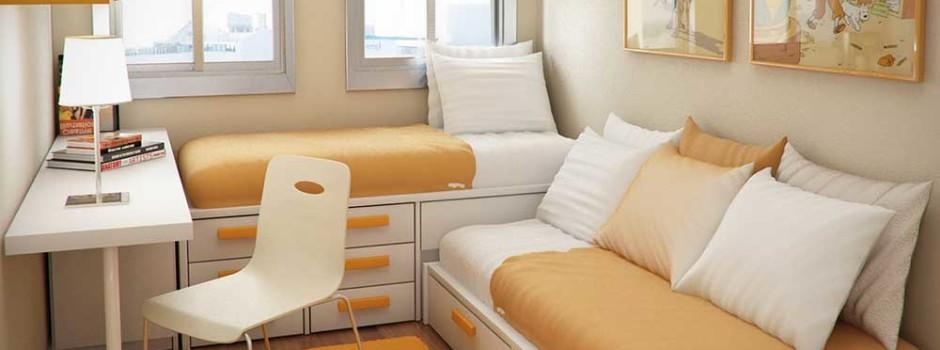 Small Room Orange