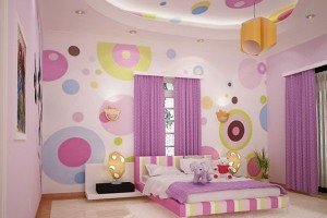 TEEN BEDROOM FULL COLOR