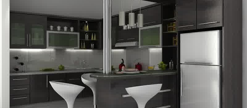 "KITCHEN SET TIPE ""U"""