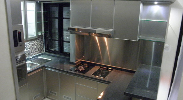 KITCHEN SET TEMA MODERN